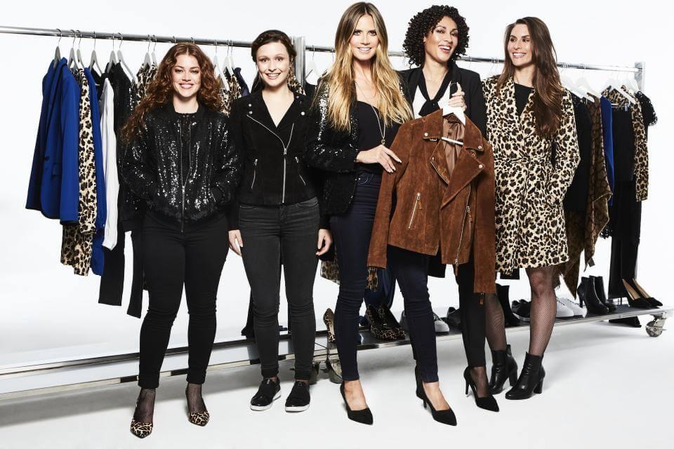 Heidi Klum kollektionen AW 2017