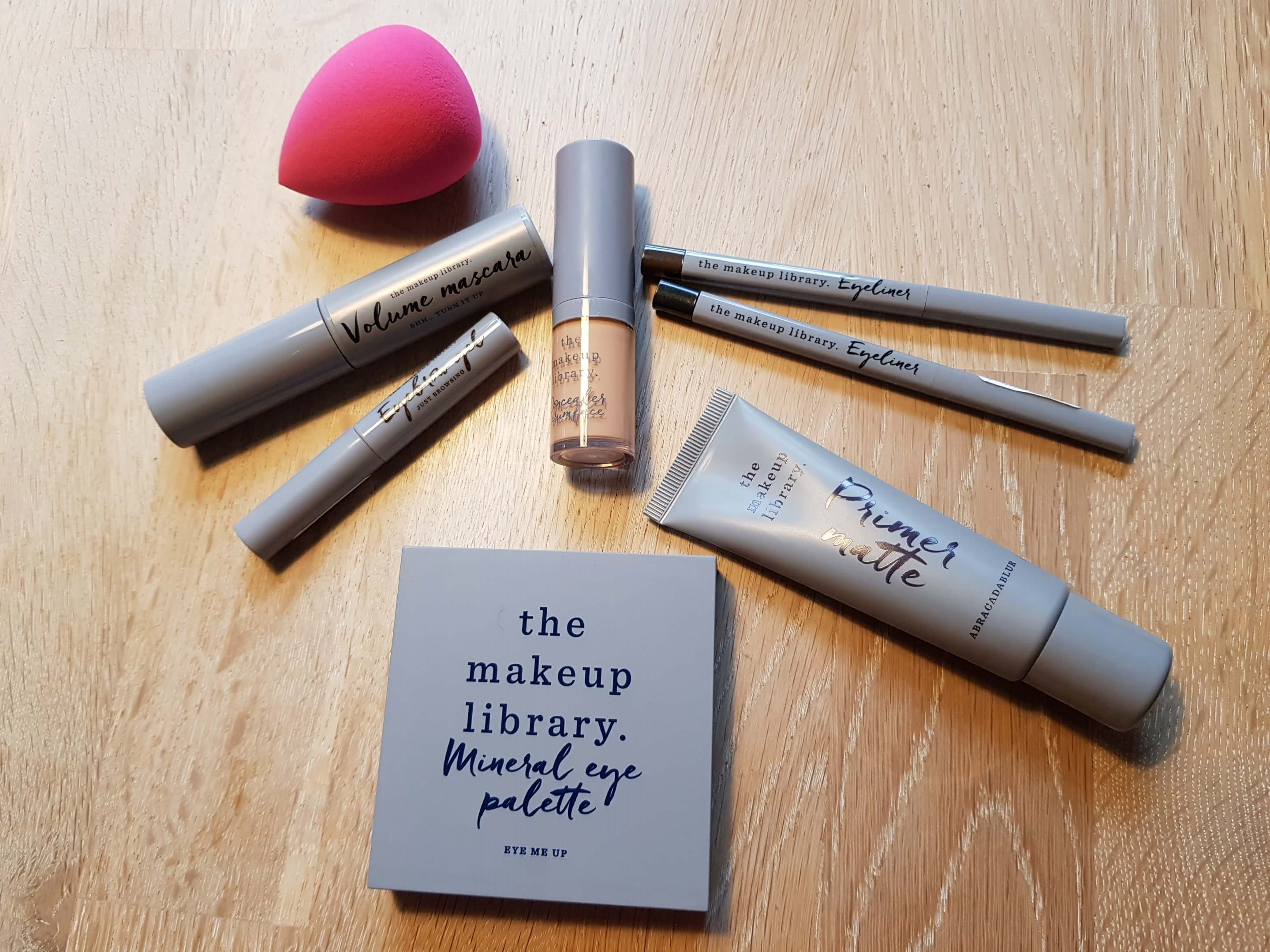 The Makeup Library NORMAL
